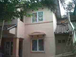 Renovasi rumah di puspita loka BSD